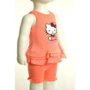 Kislány 2 részes Szett - Hello Kitty #narancssárga 31205404 Ruha együttes, szett gyerekeknek
