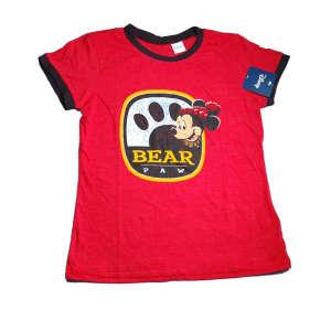 """Lány Póló - Minnie Mouse #piros 31208415 A Pepitán ezt is megtalálod: """"Mickey"""" 17 kategóriában"""