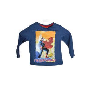 """Hosszú ujjú póló - Superman #kék 31069217 A Pepitán ezt is megtalálod: """"superman"""" 2 kategóriában"""