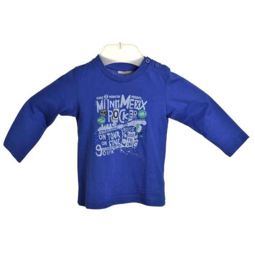 Hosszú ujjú póló #kék