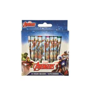 Avengers Zsírkréta 24db 31220400 Filc, kréta, festék