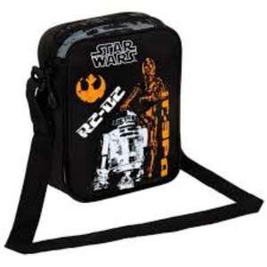 Válltáska - Star Wars #fekete 31220406 Tornazsák, sporttáska