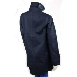 Benetton fekete, galléros női kabát 31070405 Női kabát, dzseki