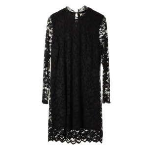 Cream fekete, csipkés női ruha – XL 31070585 Női ruha