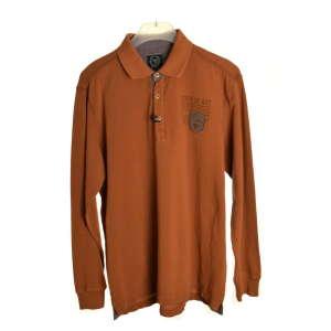 State of Art karamel, galléros férfi pulóver 31070434 Férfi pulóver