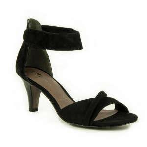 Tamaris Női Szandál #fekete 30786848 Női alkalmi cipő