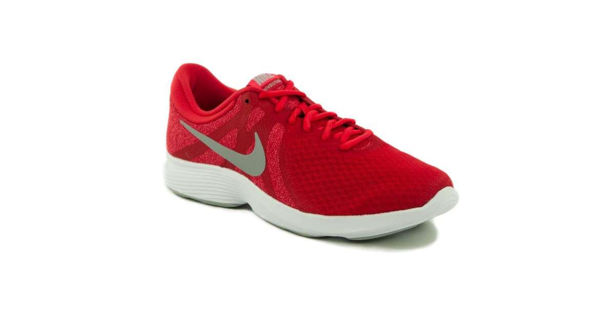 Férfi REVOLUTION 4 futócipő piros színben | Nike | DEICHMANN