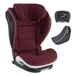 BeSafe iZi Flex FIX i-Size Autósülés 15-36kg #burgundi 30786920 Gyerekülés