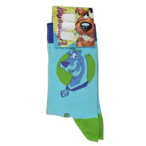 Gyerek Zokni - Scooby-Doo #kék 31069633 Gyerek zokni, térdtappancs