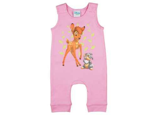 Disney Bambi ujjatlan rugdalózó