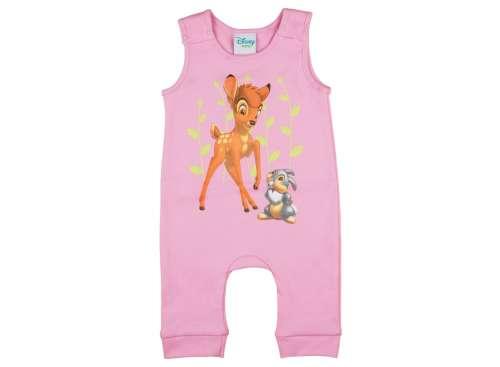 Disney ujjatlan Rugdalózó - Bambi #rózsaszín