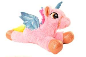 Eddy Toys plüss unikornis 34cm – rózsaszín 30815636 Plüss