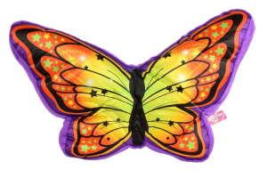 Pillangós plüss párna – lila 30817097 Plüss