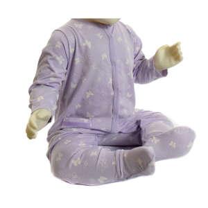 Overálos lány Pizsama #lila 31065005 Gyerek pizsama, hálóing