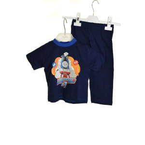 Fiú Pizsama - Thomas #kék  31064359 Gyerek pizsama, hálóing