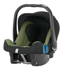Römer Baby safe Plus II Hordozó 0-13kg - kiállított darab #zöld-fekete 30829695 Hordozók