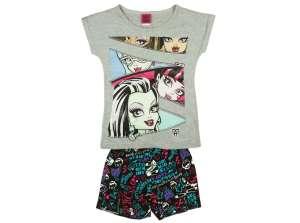 2 részes lányka Szett - Monster High #szürke 30789581 Ruha együttes, szett gyerekeknek