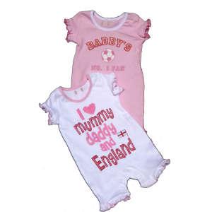 Mothercare rövid ujjú Napozó szett #fehér-rózsaszín 31064559 Rugdalózó, napozó