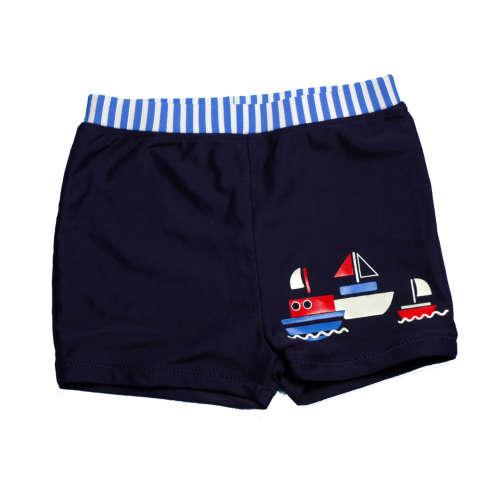 Fiú Fürdőnadrág - Hajó #kék