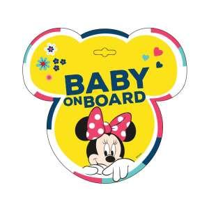 Baby on board tábla - Minnie 30789630 Baby on board jelzés