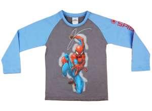 27371975dd Pókember mintás fiú hosszú ujjú póló ujján feliratos 30789815 Pókember  Gyerek hosszú ujjú póló