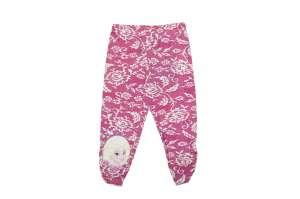 Lányka 3/4-es Leggings - Jégvarázs #rózsaszín 30790200 Gyerek nadrág, leggings