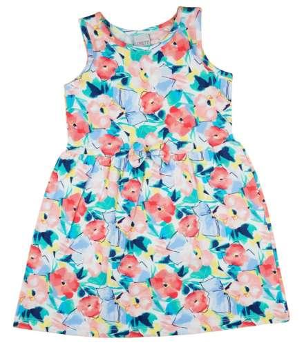 859a269a91 Lányka ujjatlan nyári ruha virágokkal (TUR) | Pepita.hu