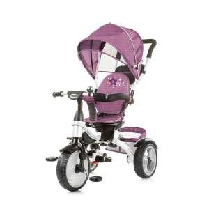 Chipolino Rapido Tricikli kupolával #rózsaszín 2019 31308619 Chipolino Tricikli