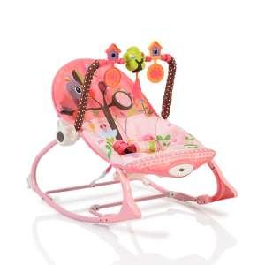 Cangaroo Jamaica pihenőszék pink színben  30792526 Pihenőszék, elektromos hinta