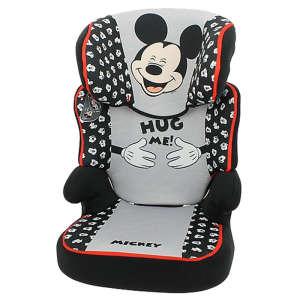 Nania Disney Befix biztonsági Autósülés 15-36kg - Mickey egér #fekete-szürke 30794465 Nania Gyerekülés