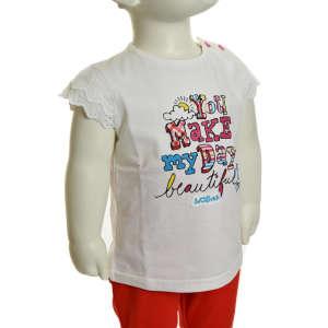 Lány Póló #fehér 31072130 Gyerek póló
