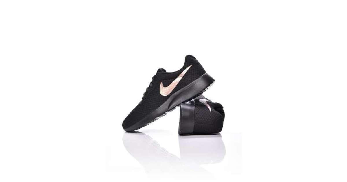 Női NIKE Tanjun futócipő fekete színben | Nike | DEICHMANN