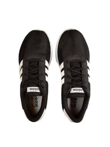 978a91805a Adidas Neo Lite Racer W női utcai Cipő #fekete-fehér | Pepita.hu