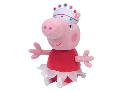 Plüss 25cm - Peppa malac #rózsaszín