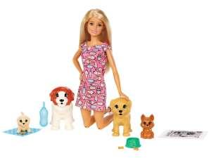 Barbie Baba kiegészítőkkel 29cm