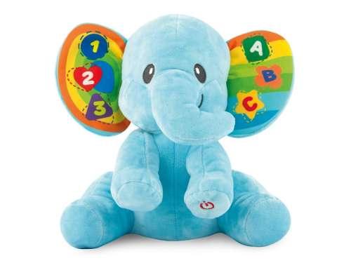 Foglalkoztató Játék - Elefánt #kék