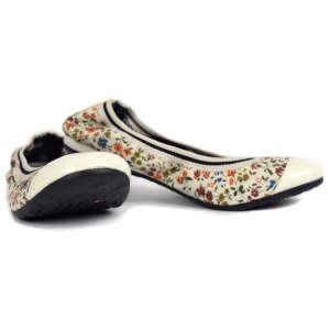 Tommy Hilfiger lány Utcai cipő - Virág #bézs 31064631 Utcai - sport gyerekcipő