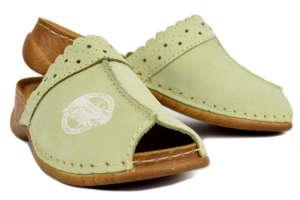 s. Oliver zöld lány papucs – 32 30823692 Női papucs