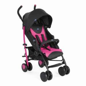 Chicco New Echo sport Babakocsi #rózsaszín 30801484 Esernyőre csulható Babakocsi