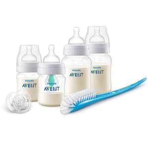 Philips Avent AirFree Anti-colic újszülött Cumisüveg szett 30801698 Cumisüveg