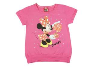 59f6494a42 Disney Minnie rövid ujjú baba/gyerek póló (méret: 92-128) 30801753