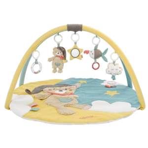 BabyFehn 3D Activity Játszószőnyeg - Maci #sárga 30801871 Bébitornázó és játszószőnyeg