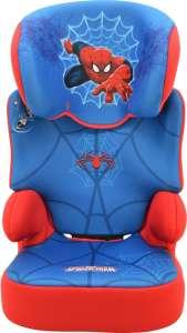 Nania Disney Befix biztonsági Autósülés 15-36kg - Pókember #kék-piros 30801875 Nania Gyerekülés