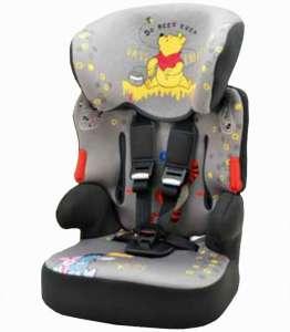 Nania Disney Beline SP Autósülés 9-36kg - Micimackó #szürke 30801877 Nania Gyerekülés