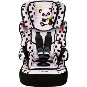Nania Beline biztonsági Autósülés 9-36kg - Panda #fekete-szürke 30801903 Nania Gyerekülés