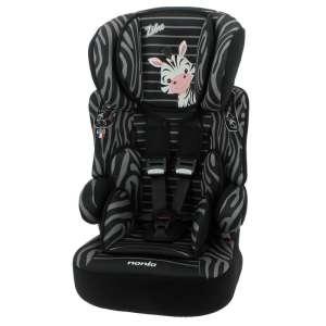 Nania Beline biztonsági Autósülés 9-36 kg - Zebra #fekete 30801920 Nania Gyerekülés