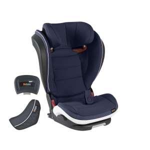 BeSafe iZi Flex FIX i-Size Autósülés 15-36kg #kék 30801921 Gyerekülés / autósülés 15-36 kg