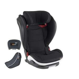 BeSafe iZi Flex FIX i-Size Autósülés 15-36kg #fekete 30801929 Gyerekülés / autósülés 15-36 kg