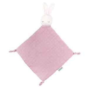 Nattou pamut Szundikendő - Nyuszi #rózsaszín 30806141 Szundikendő
