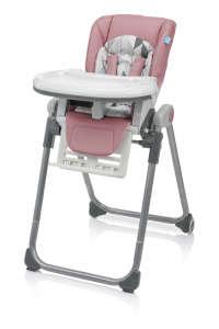 Baby Design Lolly Pastel multifunkciós Etetőszék #rózsaszín 2019